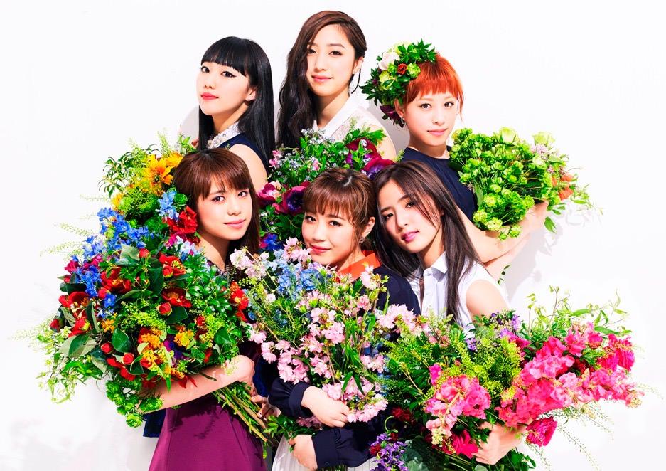 Flower, promovendo o single Yasashisa de Afureru Youni